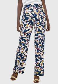 Camaïeu - Pantalon classique - blue - 0