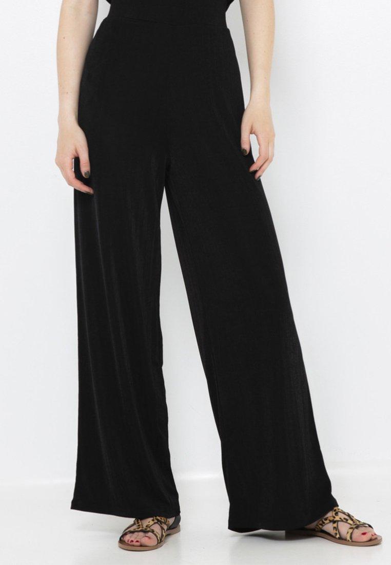 Camaïeu - Pantalon classique - black