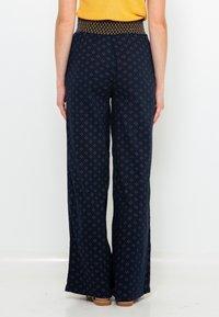 Camaïeu - Pantalon classique - bleu foncé / bleu marine - 2