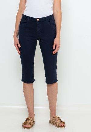 CORSAIRE - Short en jean - bleu foncé / bleu marine