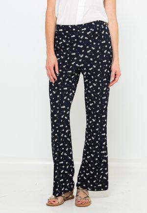 Pantalon classique - bleu foncé / bleu marine