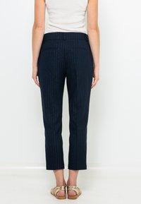 Camaïeu - FILS  - Pantalon classique - bleu foncé / bleu marine - 2