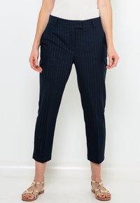 Camaïeu - FILS  - Pantalon classique - bleu foncé / bleu marine - 3