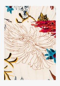 Camaïeu - Robe d'été - blanc cassé - 4