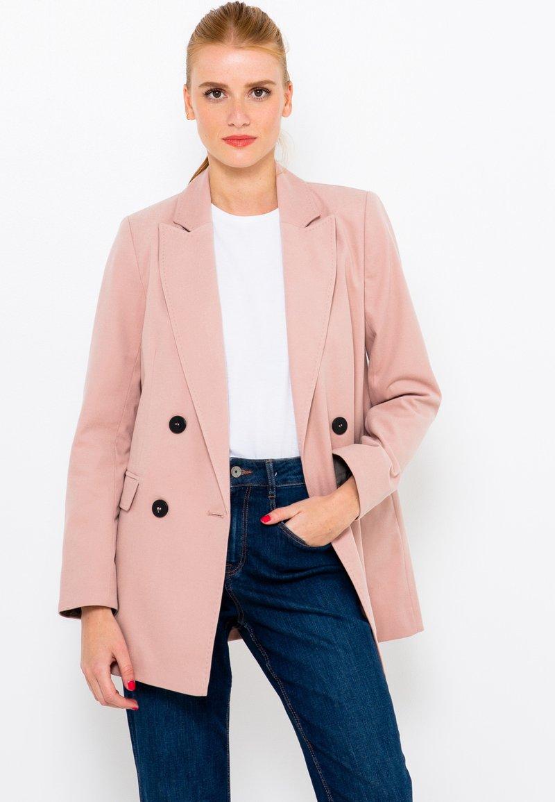 Camaïeu - Manteau court - pink