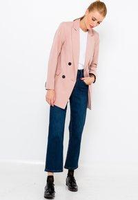 Camaïeu - Manteau court - pink - 1