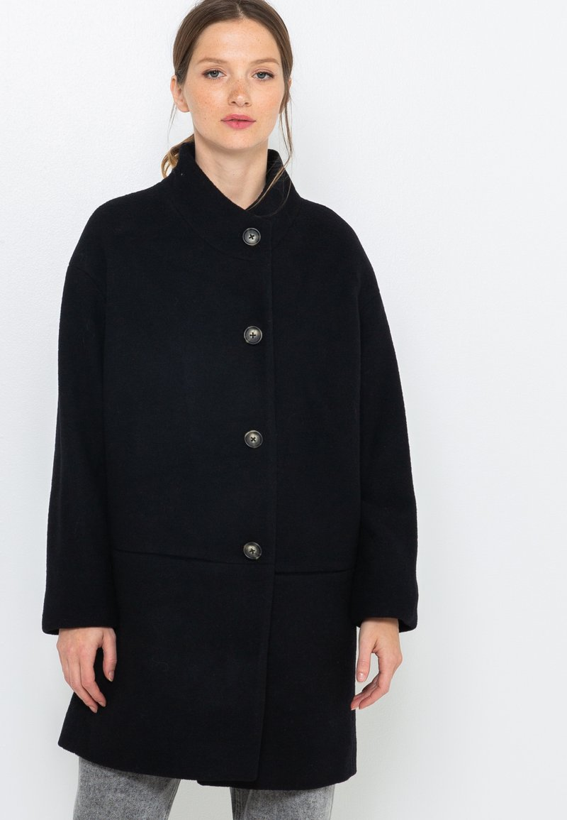 Camaïeu - Manteau court - black