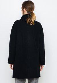 Camaïeu - Manteau court - black - 2