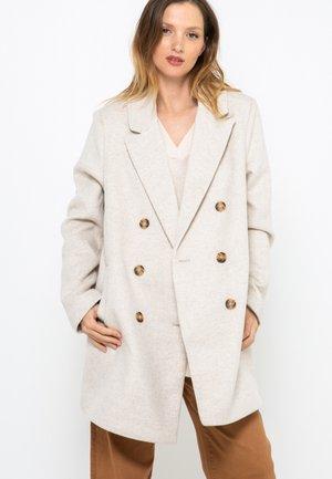 Manteau classique - off-white