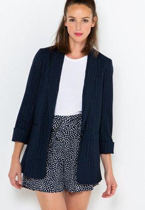 Manteau court - bleu foncé / bleu marine