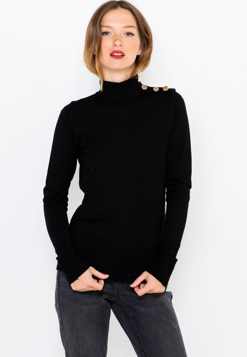 Camaïeu - Pullover - black
