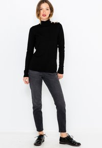 Camaïeu - Pullover - black - 1