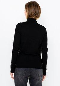 Camaïeu - Pullover - black - 2