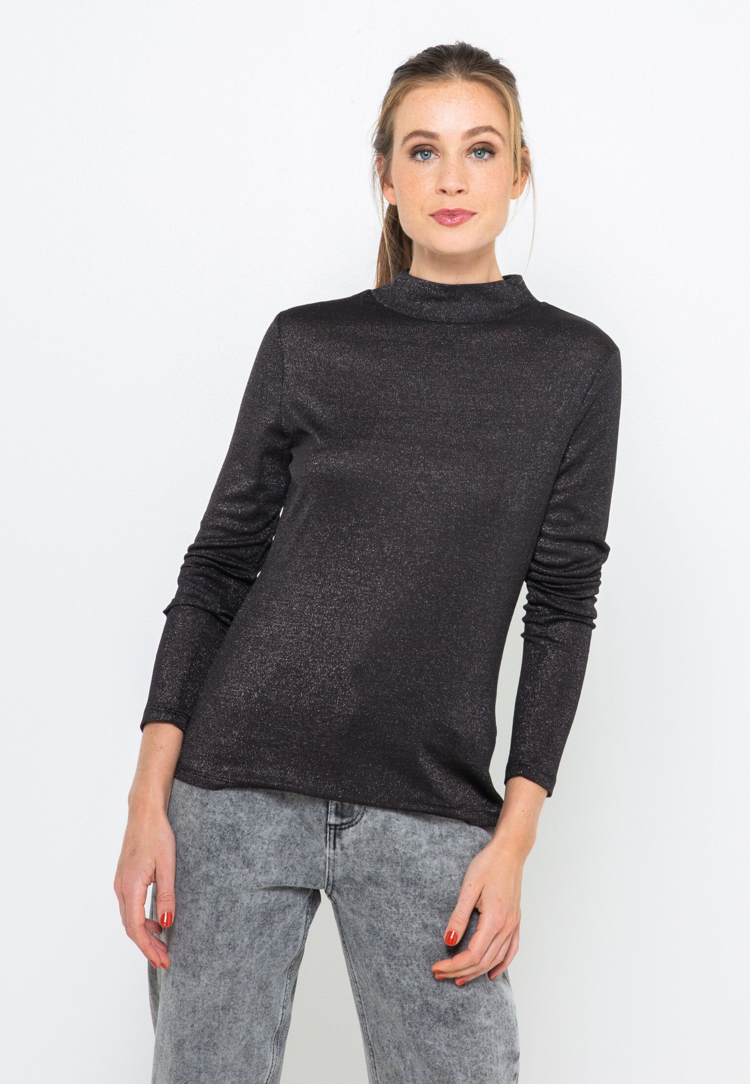 Camaïeu Pullover black
