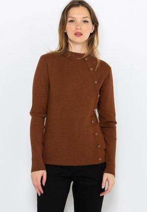 Pullover - Hazelnut