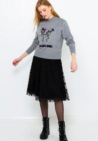 Camaïeu - Pullover - gray - 1
