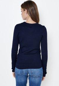 Camaïeu - Pullover - blue - 2