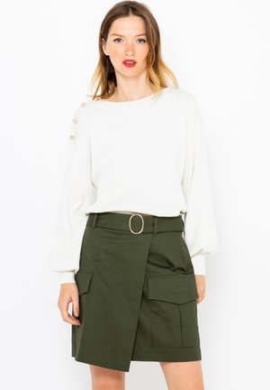 Pullover - chalk