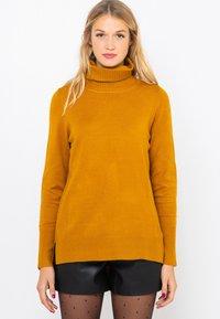 Camaïeu - Pullover - yellow - 0