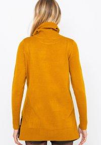 Camaïeu - Pullover - yellow - 2