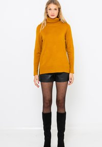 Camaïeu - Pullover - yellow - 1