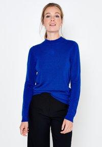 Camaïeu - FIN  - Pullover - indigo blue - 3