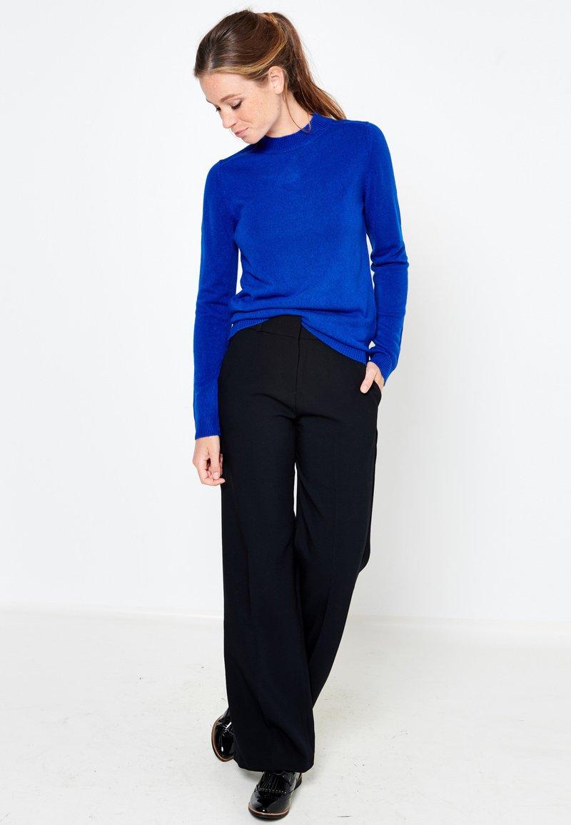 Camaïeu - FIN  - Pullover - indigo blue