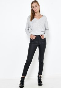 Camaïeu - Jegging - black - 1