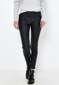 Camaïeu - Jegging - black - 0