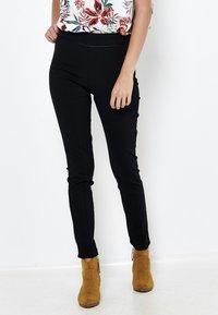 Camaïeu - Jeans Skinny - black - 0