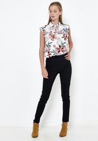 Camaïeu - Jeans Skinny - black - 1