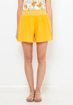 Short - jaune