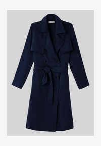 Camaïeu - RESPONSABLE - Trench - dark blue - 4
