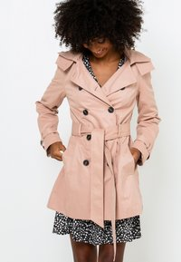 Camaïeu - Trench - powdery pink - 3