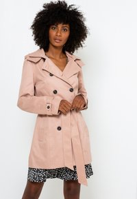 Camaïeu - Trench - powdery pink - 0