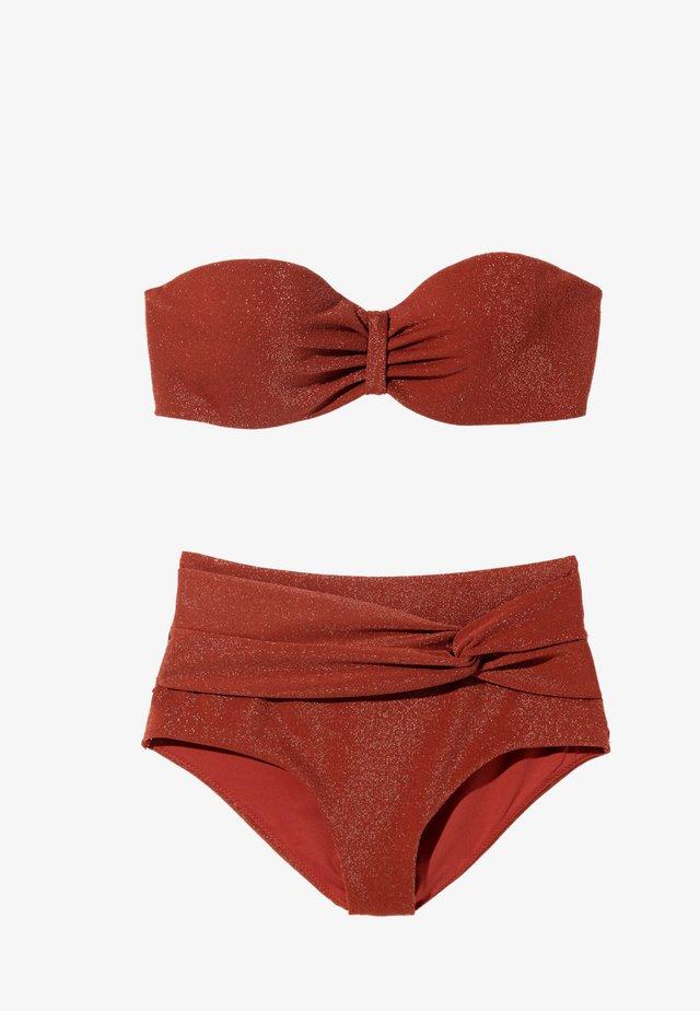 Bikini - marron