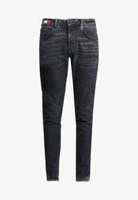 Carlo Colucci - Jeans Tapered Fit - black denim - 3