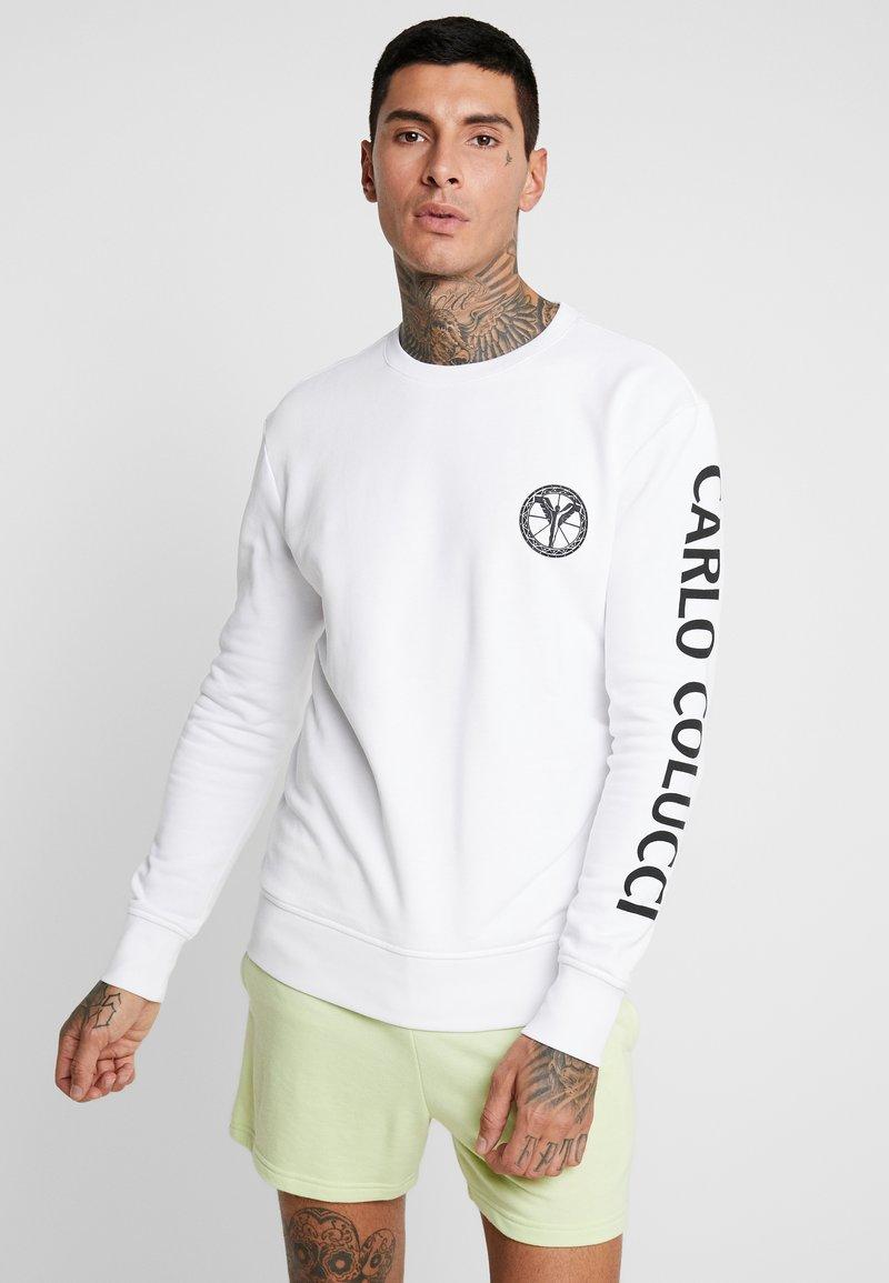 Carlo Colucci - Sweatshirt - white
