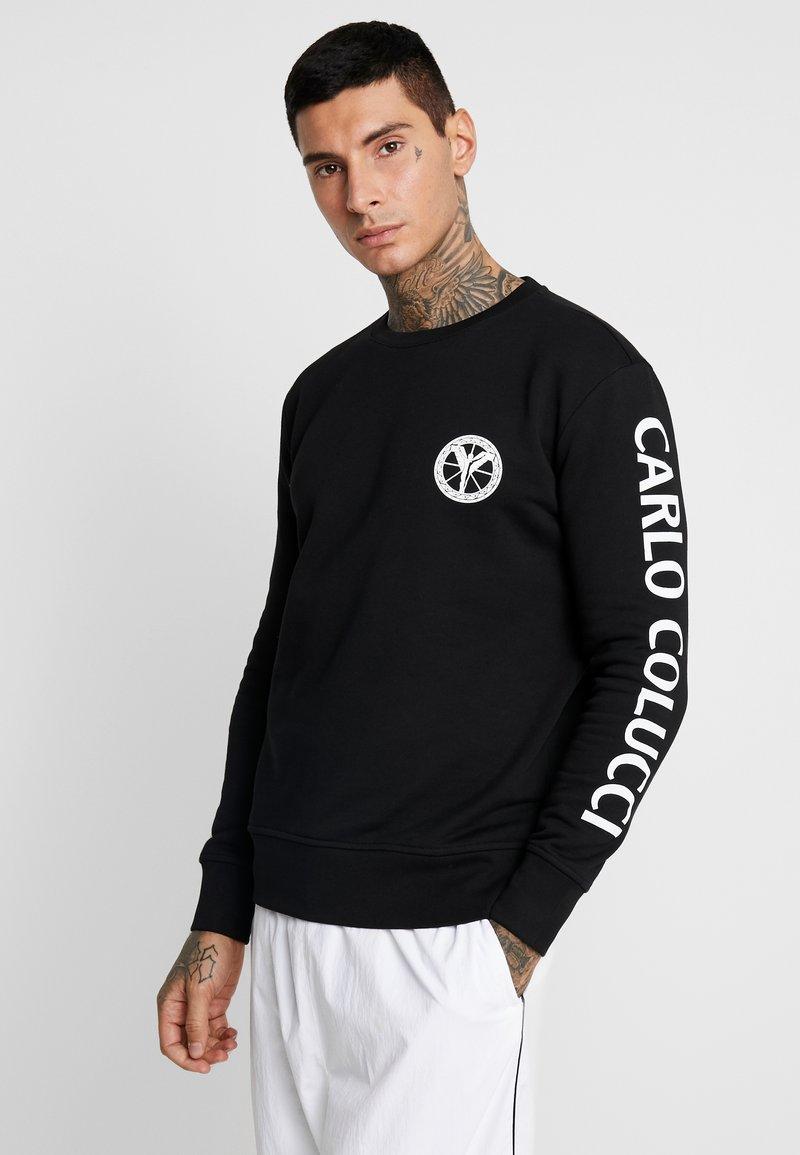 Carlo Colucci - Sweatshirt - schwarz