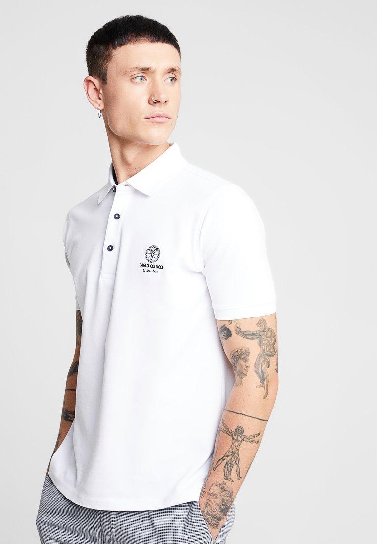 Carlo Colucci - Poloshirt - white