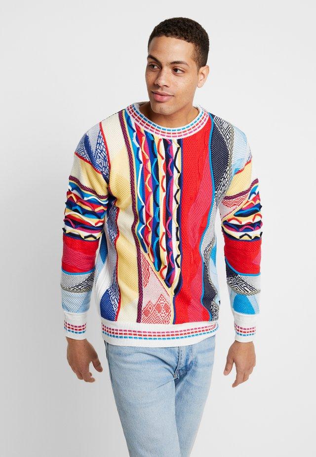 UNISEX - Stickad tröja - multicolour