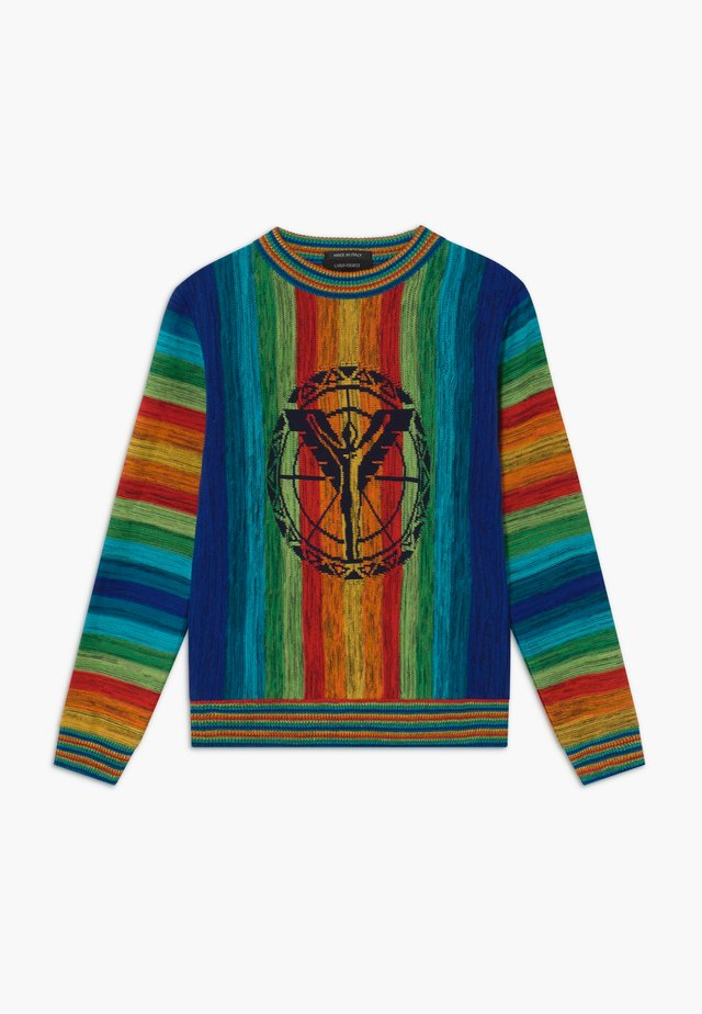 Maglione - royal multicolour