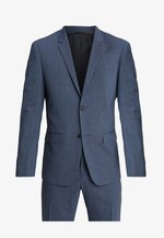 STRETCH SUITING SUIT - Oblek - blue