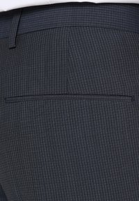 Calvin Klein Tailored - GRIDED TWO TONE SUIT - Oblek - blue - 8