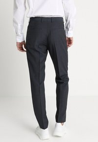 Calvin Klein Tailored - GRIDED TWO TONE SUIT - Oblek - blue - 6