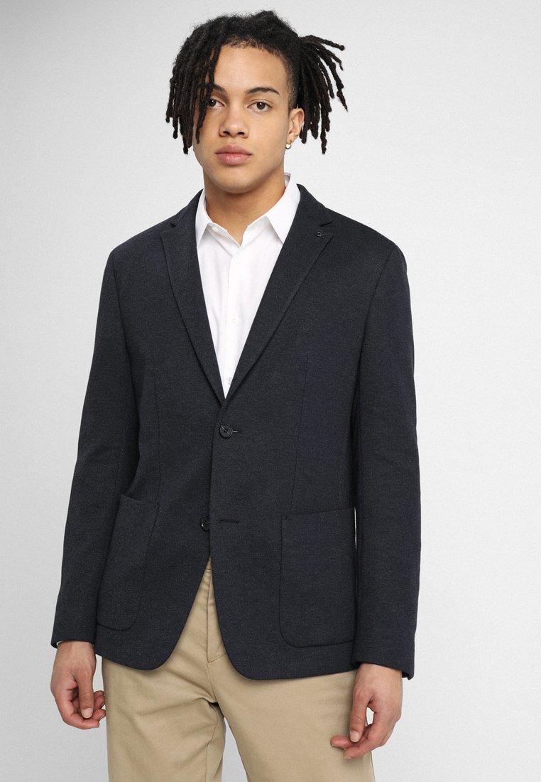 Calvin Klein Tailored - PATCH POCKET - blazer - blue