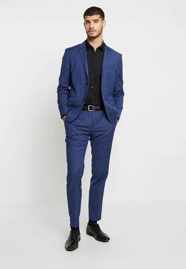 Calvin Klein Tailored - PINDOT STRETCH SUIT - Anzug - blue