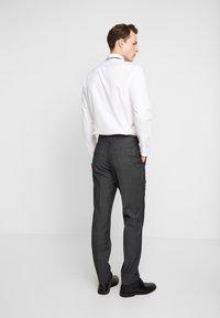 Calvin Klein Tailored - BISTRETCH DOT - Oblek - grey - 4