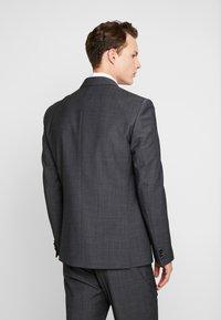 Calvin Klein Tailored - BISTRETCH DOT - Oblek - grey - 2