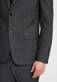 Calvin Klein Tailored - BISTRETCH DOT - Oblek - grey - 11